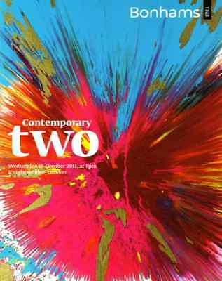 Bonhams Contemporary Two : Contemporary Art And Design Sale