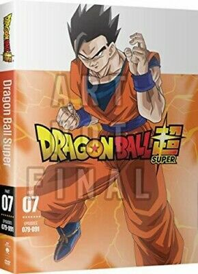 Dragon Ball Super: Part Seven [New DVD] Boxed Set, Subtitled