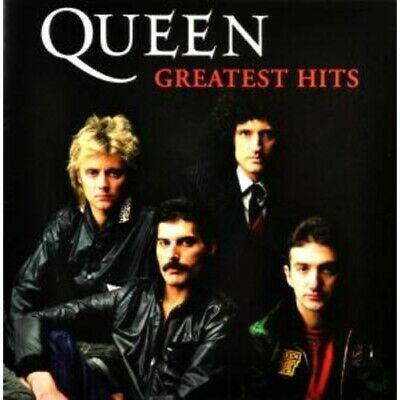 1-Cd Queen - Greatest Hits (Condition: New)