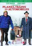 PLANES, TRAINS AND AUTOMOBILES (DVD, 2009) Those Arent Pillows Edition SEALED