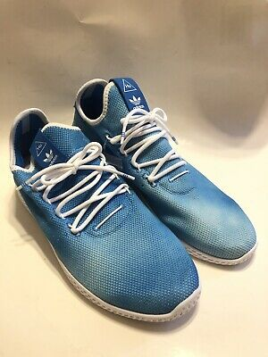 ca805a9e82e2a New Men s Adidas Pharrell Williams Holi Tennis Hu Shoes Sneaker DA9618 Size  11
