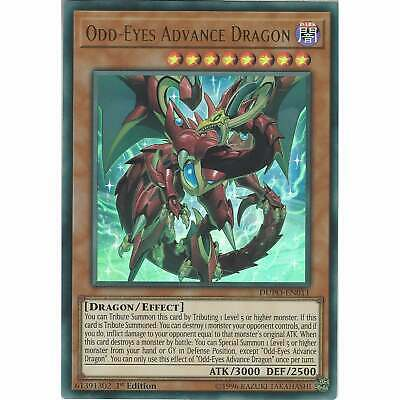 Odd-Eyes Advance Dragon - DUPO-EN011 - Ultra Rare Card - 1st Edition - Yu-Gi-Oh!
