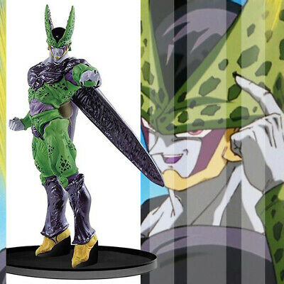 Collections Anime Toy Dragon Ball Z Cell Figurine Figure Statues 22cm