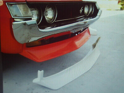 1972-1974  toyota celica coupe  front lower  spoiler