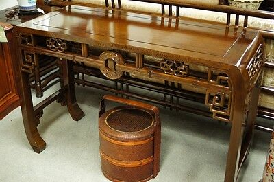 Fine Solid  Rosewood Chinese Altar, Hallway, Sofa Table