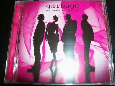 Garbage The Absolute Collection Very Best Of Greatest Hits (Australia) CD - NEW