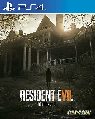 Resident Evil 7 Ps4 Fast Delivery