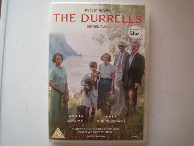 The Durrells  ( Dvd ) Series 2