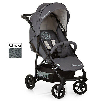 New Hauck Mickey Cool Vibes Rapid 4 Pushchair Stroller Baby Buggy With Raincover