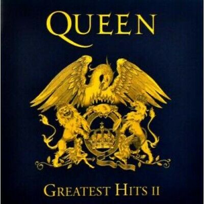 1-Cd Queen - Greatest Hits Ii (Condition: New)
