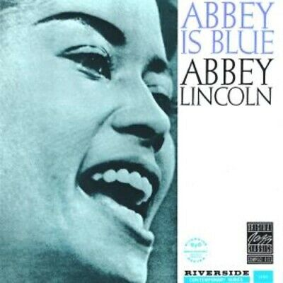 1-Cd Abbey Lincoln - Abbey Is Blue (Condition: Good)