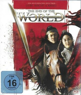 Blu-ray * The End of the World * NEU *