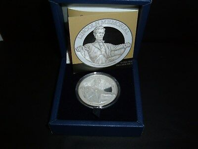 2015 1 Oz. Silver $2 Lincoln Memorial Coin - Gem Proof - 5,000 Mintage