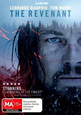 THE REVENANT New Dvd LEONARDO DICAPRIO ***