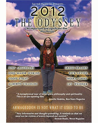 NEW 2012: The Odyssey & Armegeddon Is Not What It Used to Be (DVD, 2007) MOVIE