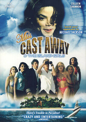 Miss Cast Away And The Island Girls New Dvd