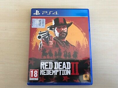 Red Dead Redemption 2 PS4 Italiano