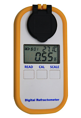 AMTAST Coffee Densitometer Digital Coffee Concentration Refractometer