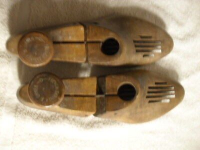 Vintage Pair Of French Shriner Shoe Stretchers Size 6 4