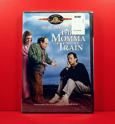Throw Momma from the Train (DVD, 2005) Danny DeVito, Billy Crystal - BRAND NEW