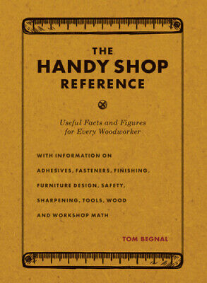 Popular Woodworking Shop Manual: Essential Woodworking Facts and Figures at