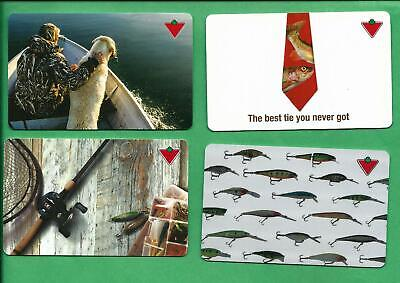 Canadian Tire Fishing Gift Cards  No Value