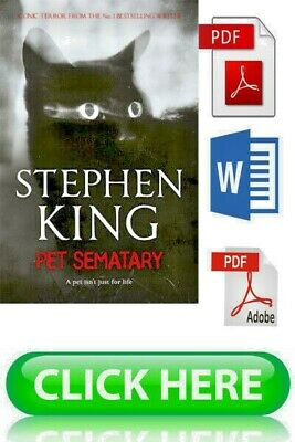 Pet Sematary : A Novel by Stephen King (2017 digital )
