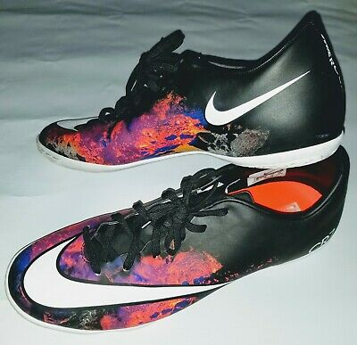 8ffa7b0a961 Nike Mercurial Victory V Cr7 Ic - Indoor Comp Soccer Shoes 684875-018 - Size