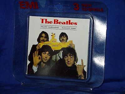 THE BEATLES Yellow Submarine / Eleanor Rigby CD SINGOLO NUOVO!!!