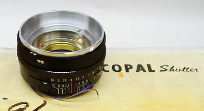 Copal SVE Complete Replacement Shutter NEW Mamiya Super Deluxe Yashica Lynx 14E