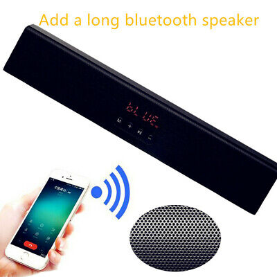 40w Portable Wireless Bluetooth Speaker Waterproof  Stereo Super Bass MP3 Radio