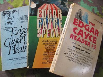 COLOR AND THE Edgar Cayce Readings - by Roger Lewis