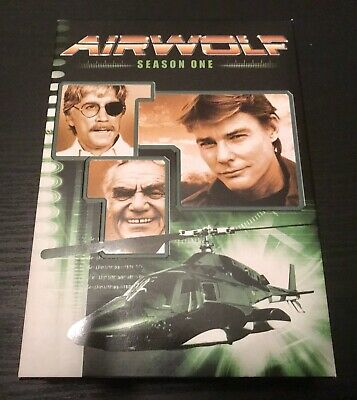 Airwolf: The Complete Series (Universal DVDs)