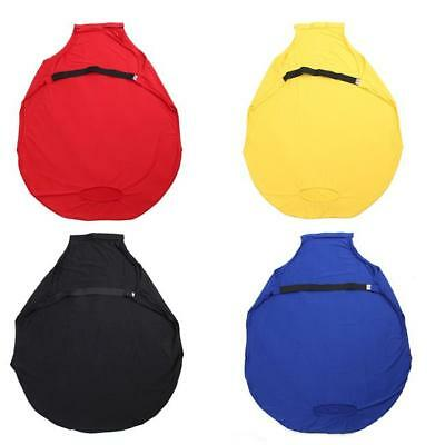Solid Color Elastic Luggage Suitcase Cover Protection Protector Covers Travel GR