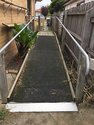 Disability Access Ramp and Gate