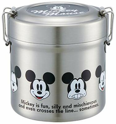 THERMOS Thermal Bento lunch box Disney Mickey /& Minnie mouse Navy Red Japan