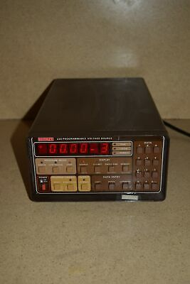 ^^ Keithley 230 Programmable Voltage Source (D)
