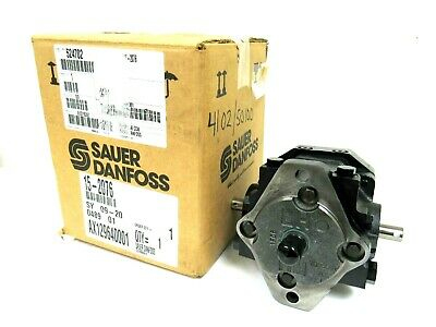 New Sauer Danfoss 15-2076 Hydraulic Pump A-01-37-16392 152076 Ax129640001 524702