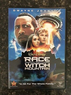 Race to Witch Mountain Starring The Rock (Single-Disc Edit) DVD