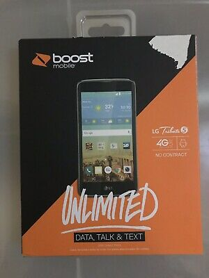 SPRINT LG TRIBUTE LS660 4G Android Smart Video Camera Cell Phone