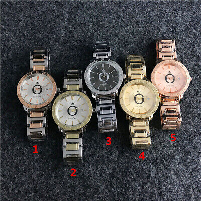 Wholesale 5PCS Man Woman PANDORAS Watch Mixed Model Stainless Steel Bear Watches