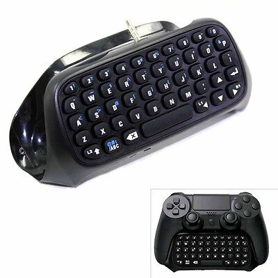 For Sony PS4 Bluetooth Wireless Keyboard PlayStation Dualshock 4 Controller MIR