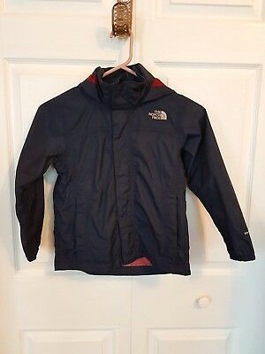 d825480ad NEW THE NORTH Face Boys Resolve Reflective Waterproof Jacket Rain ...