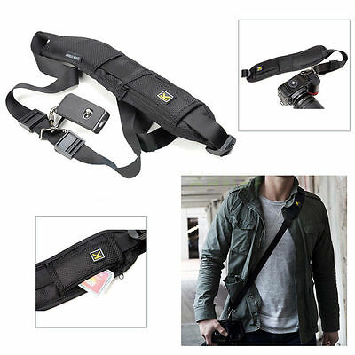 Shoulder Belt Strap For DSLR/SLR Sony Canon  Nikon Pentax Olympus Dslr Camera DV