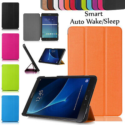"""Samsung Galaxy Tab S2 9.7"""", 8"""" Inch Smart Stand 360 Protective Slim Case Cover"""