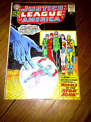 Justice League Of America #14 VG