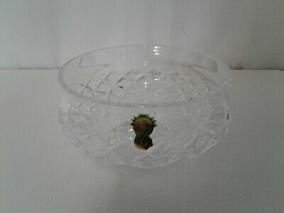 Waterford Crystal Footed Pedestal Candy Dish / Nut Bowl 5""