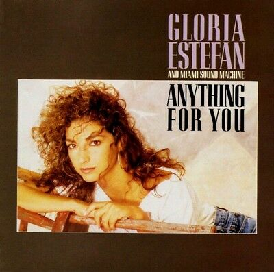 Gloria Estefan & The Miami Sound Machine * Anything For You CD (1993) VERY GOOD