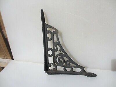 Iron Shelf Bracket Holder Shelve French Style Old REPRO / SINGLE