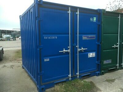 8ft NEW Self Storage Shipping Container FOR HIRE - Thornton Cleveleys